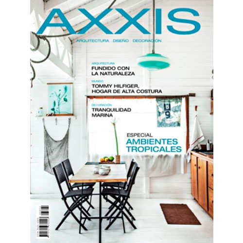 Revista AXXIS Vol.252 año 2014